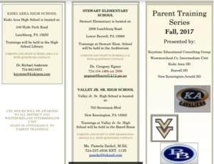 Parent Information Flyer Image