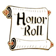 Scroll for Honor roll