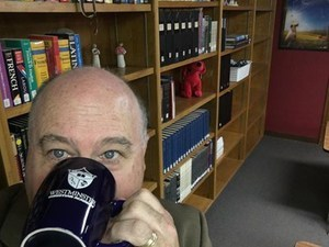 COFFEE CHAT WITH MR. DAVIS Thumbnail Image