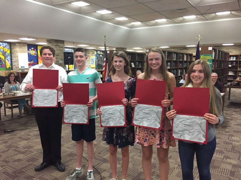 LMS May Students Of The Month Thumbnail Image