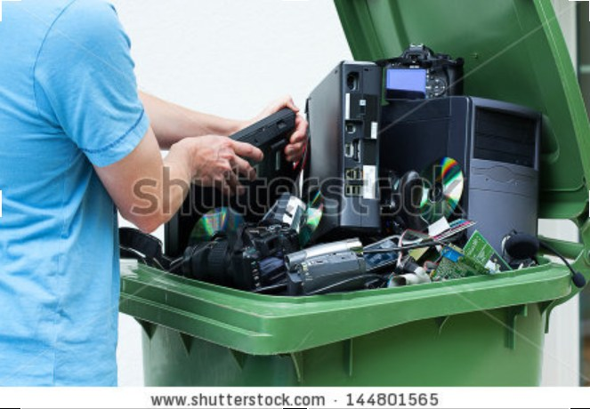 recycling outdated technology devices