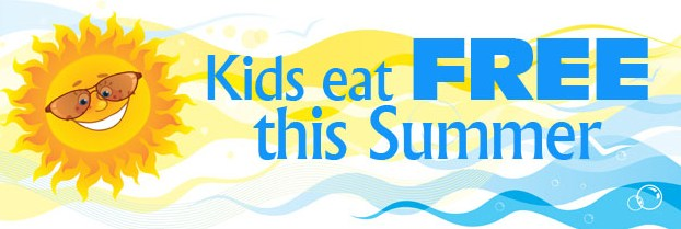 Kid eat Free this Summer