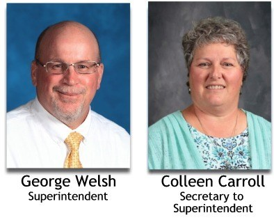 Superintendent's Office Staff