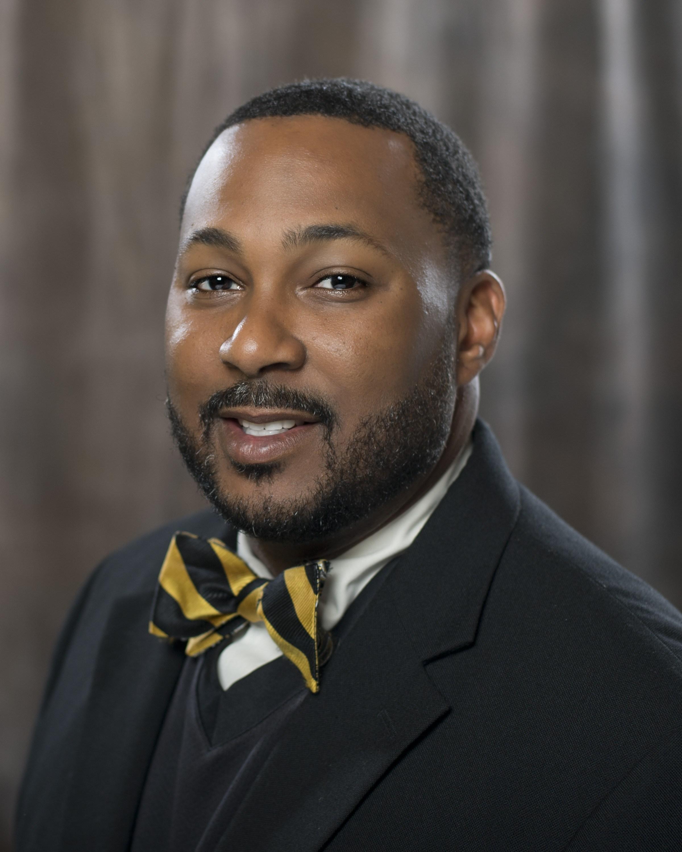 Royce Thomas, Principal of Pinevale