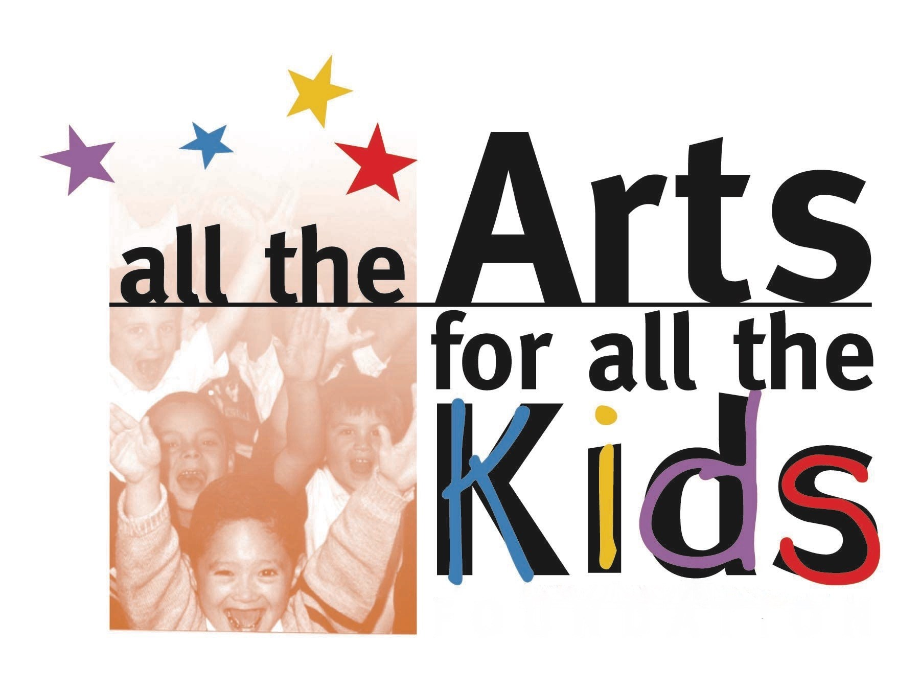 All The Arts For All The Kids Logo