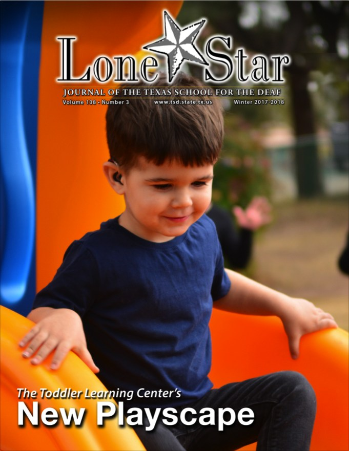 Cover Lone Star Winter 2017-2018