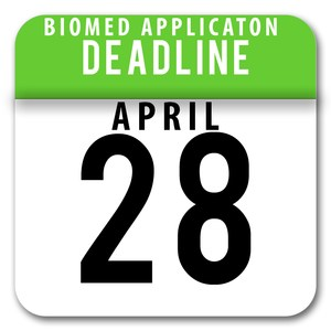 DEADLINE APRIL 28