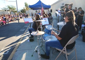 The Rancho Viejo jazz band