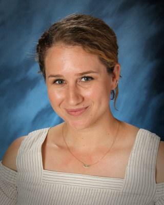 Photo of Ms. Cueva