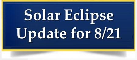 Solar Eclipse Update Thumbnail Image
