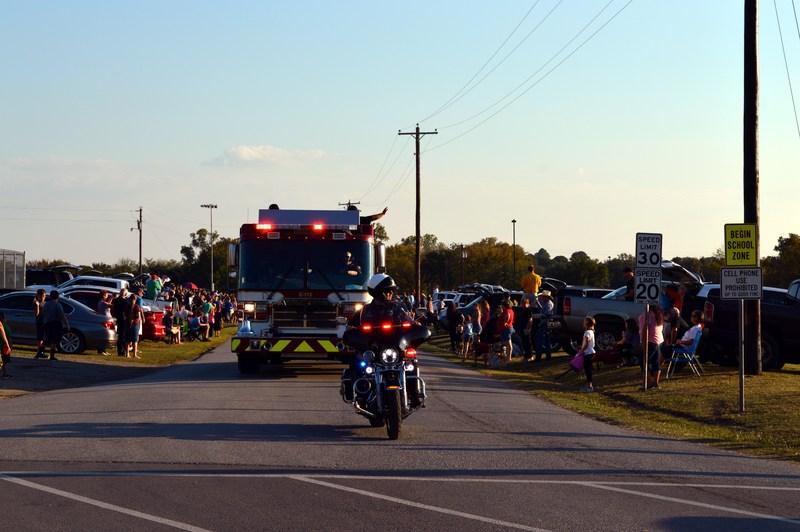 Homecoming Parade and Pep-Rally Photo Album Thumbnail Image