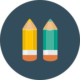 graphic of pencils representing the special education department