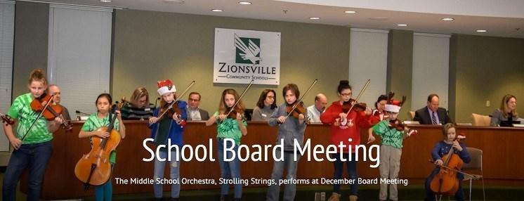 School Board Meeting Highlights Thumbnail Image