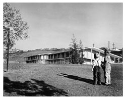 A photo of Monterey Highlands School