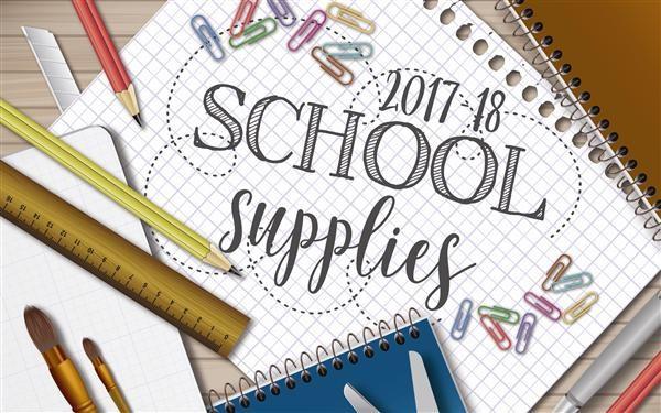2017-18 School Supply List Thumbnail Image