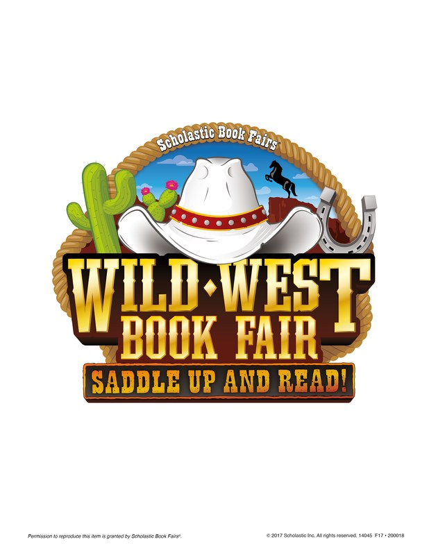 Wild West Book Fair Saddle Up and Read!