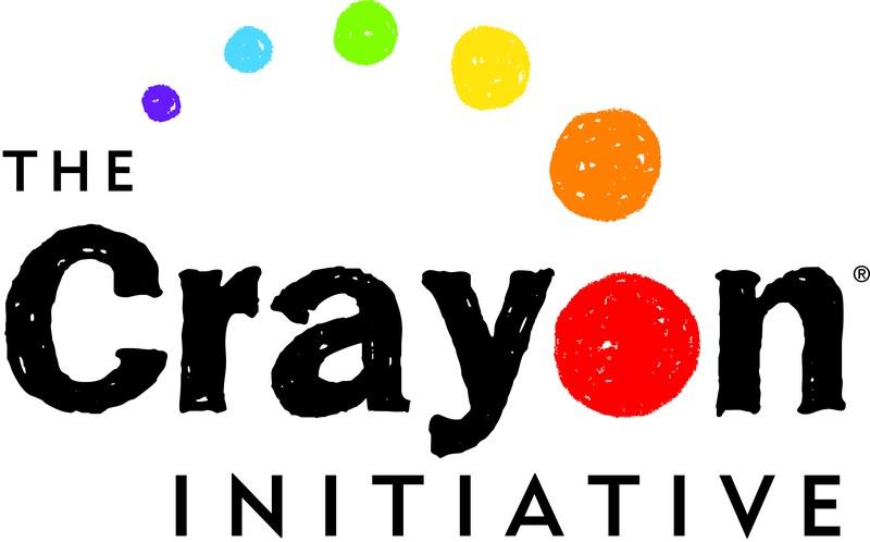 Crayola Crayon Initiative logo