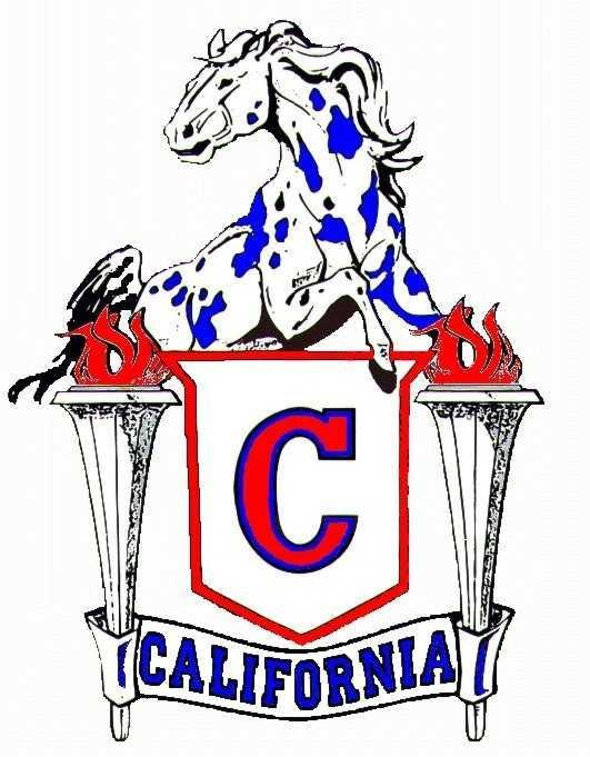 California R-1 District Crest image