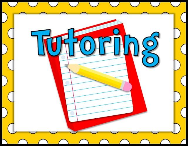 NO tutorials week of Feb. 5-9