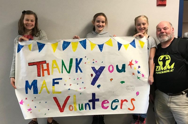 Volunteer Appreciation Thumbnail Image