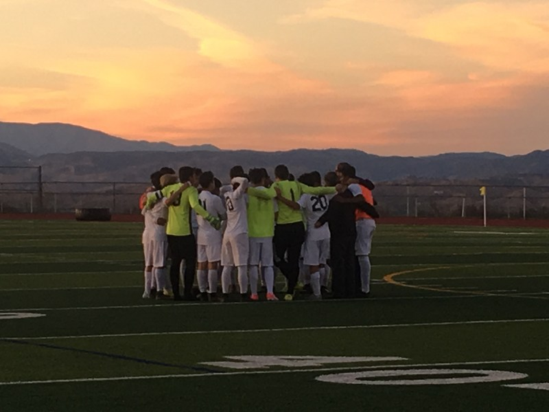 GV Boys Soccer Making Progress Featured Photo