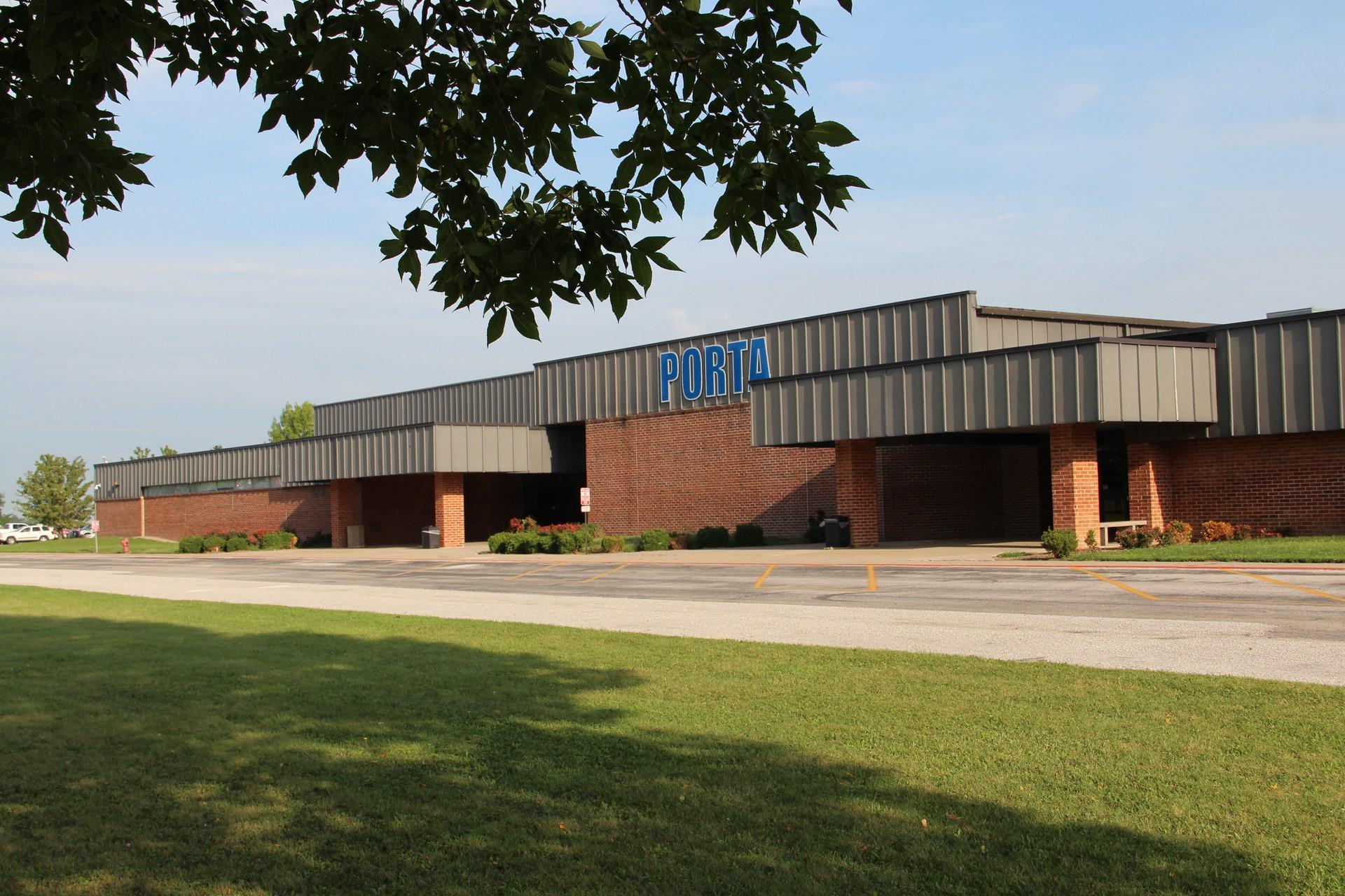 PORTA High School building