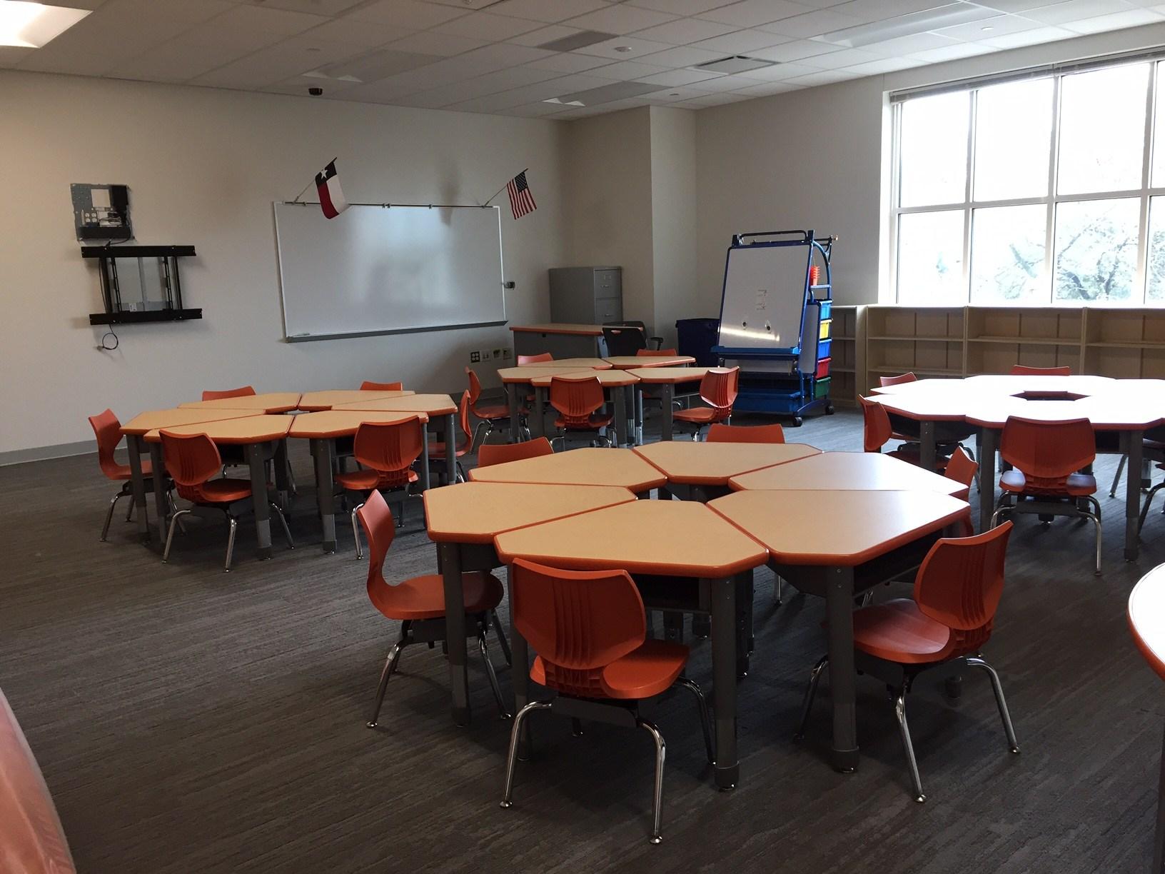 Elementary #5 classrooms