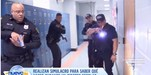 Police Active Shooter Drill
