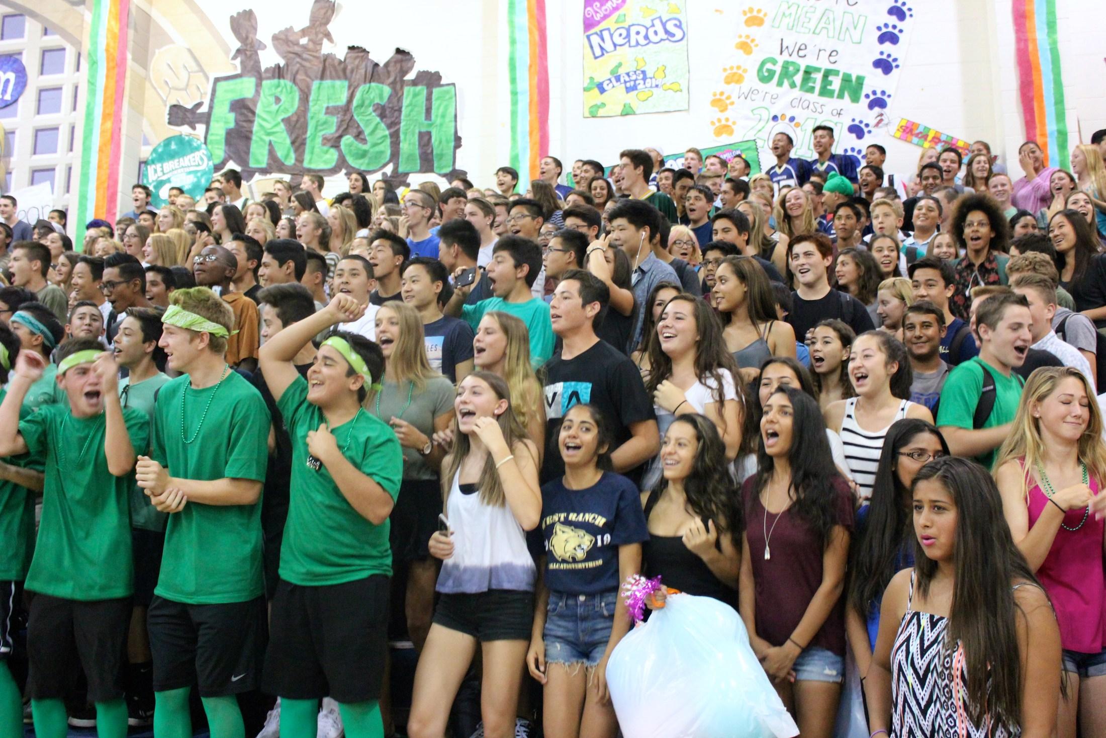 Go Freshmen
