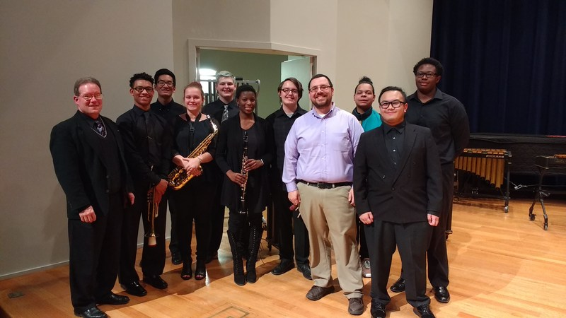 Mt. Healthy Band Participates in Tri-State Symposium Featured Photo