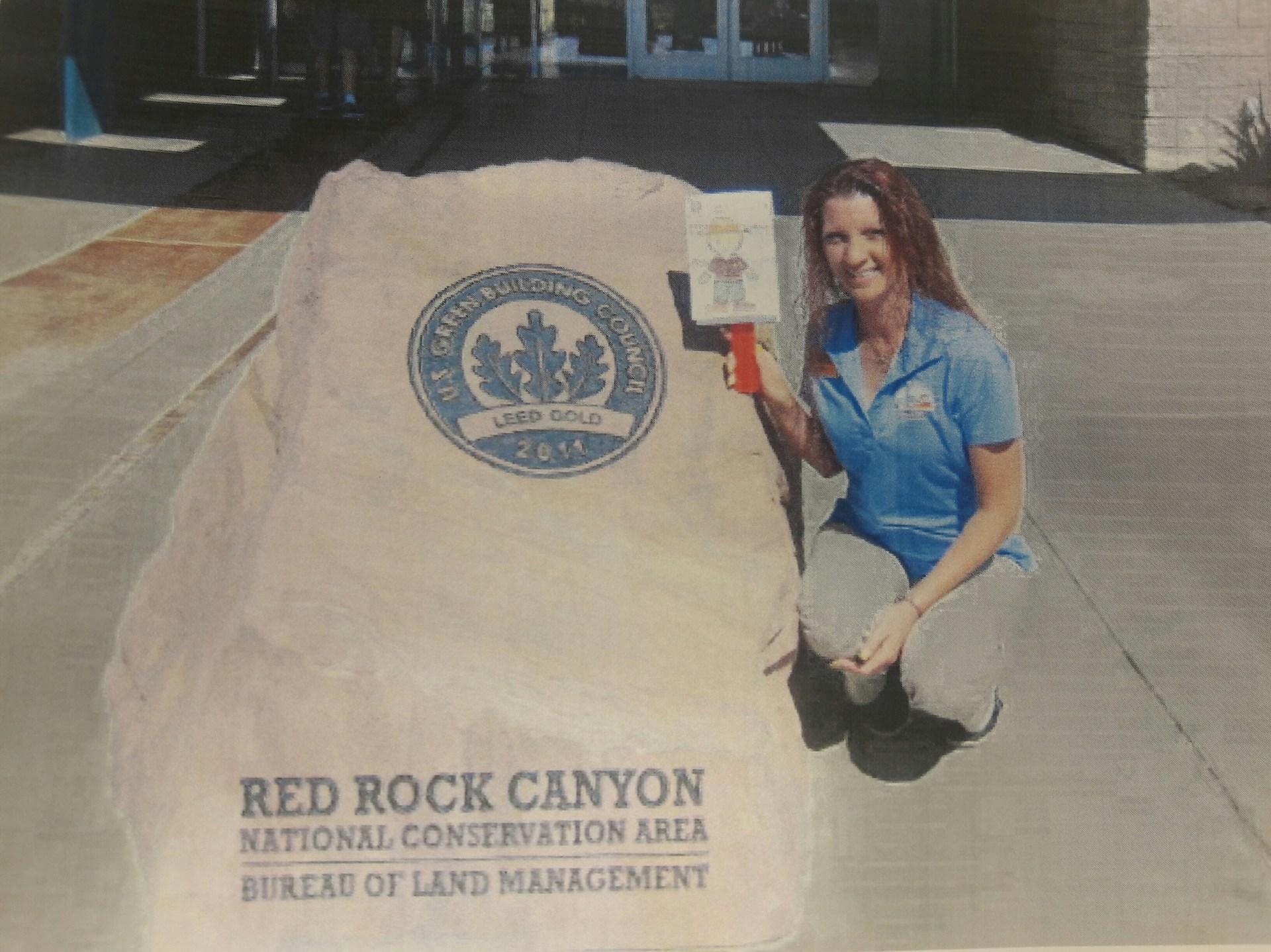 Red Rock Canyon Flat Ranger