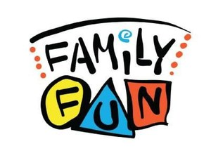 Photo of the words family fun in the sun