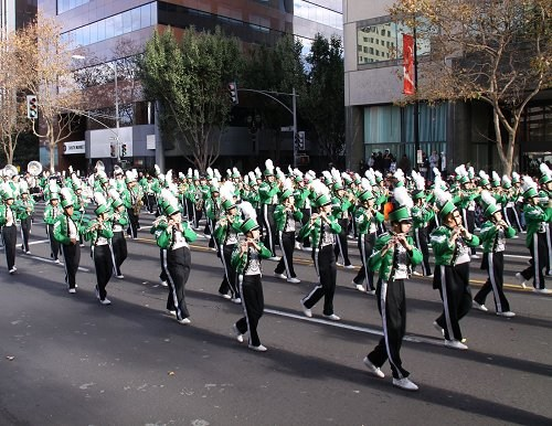 RHS Marching Band