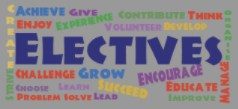 Elective Fair for 6th (Feb 26) & 7th Graders (Feb 27) at lunchtime Thumbnail Image