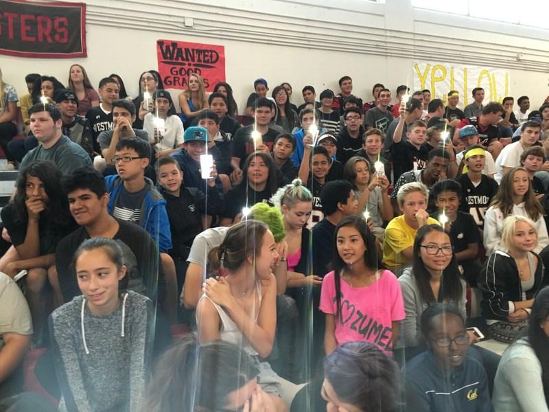 Renaissance program at Westmont High