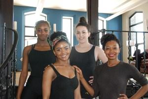 GCAA dancers, spring 2017