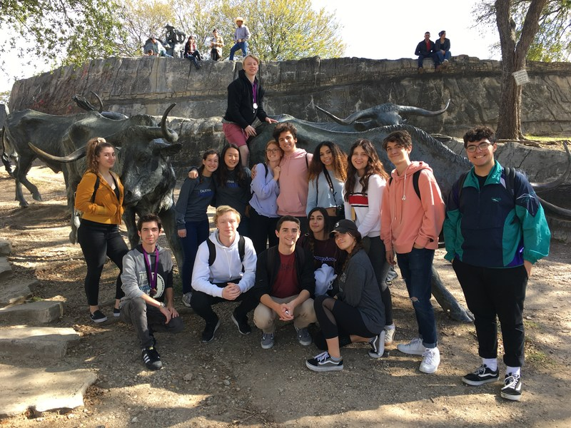 BHHS Student Journalists Honored at National Conference Thumbnail Image