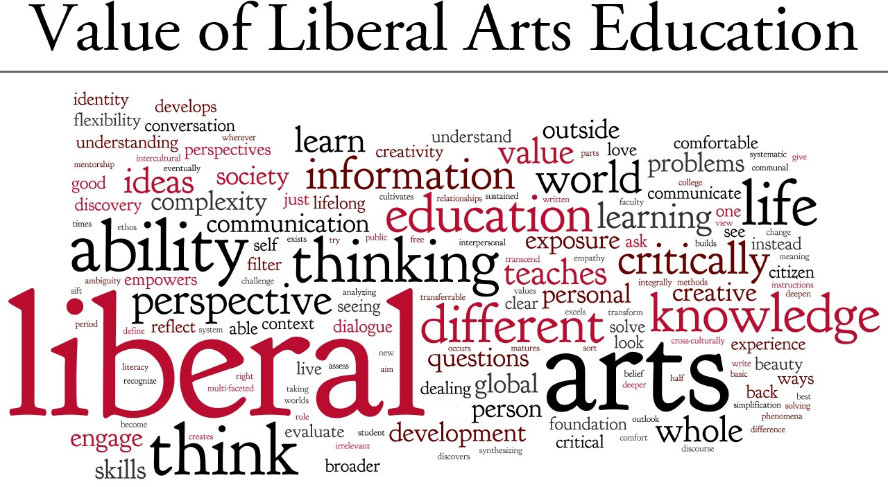 Liberal Arts Liberal Arts Champs Charter High School Of The Arts