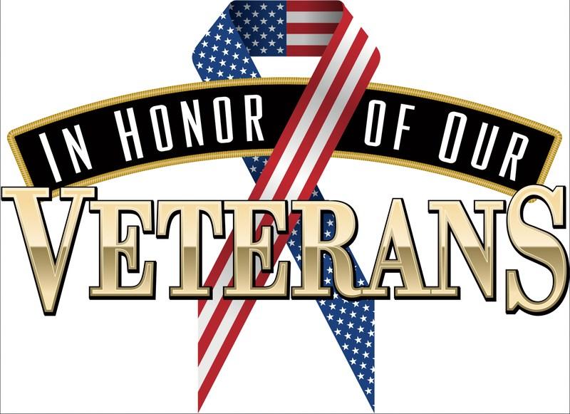 in honor of veterans