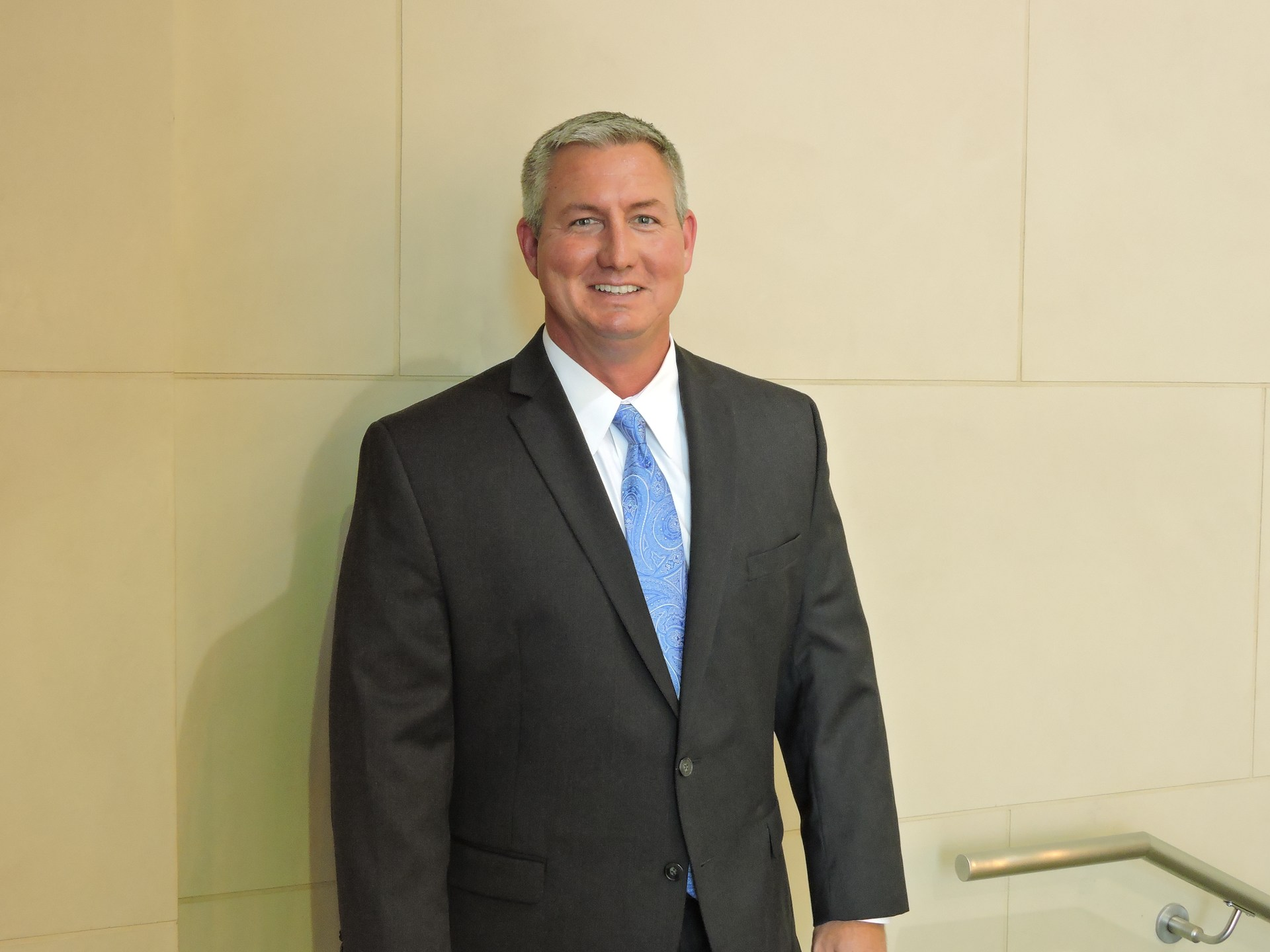 Picture of JISD Superintendent Dr. Chad Kelly
