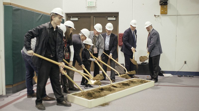 Shiloh Hills Modernization Project - Ground Breaking Ceremony Featured Photo