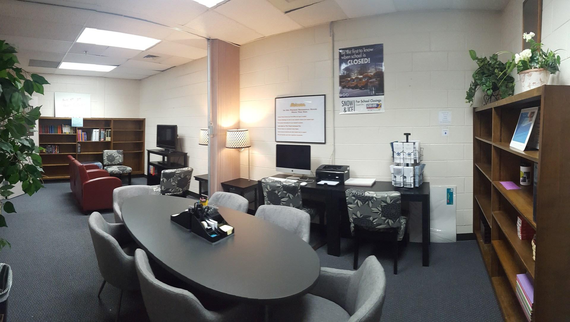 Parent Resource Room 2