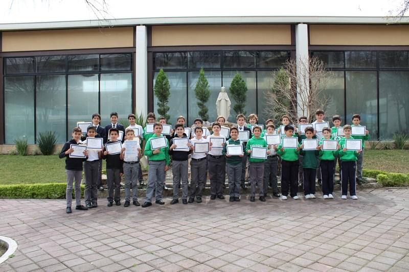 Reconocimiento al alto nivel de inglés de los alumnos del Irish Monterrey Featured Photo