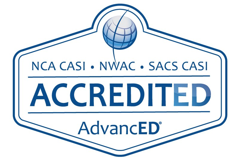 AdvanceEd accreditation seal