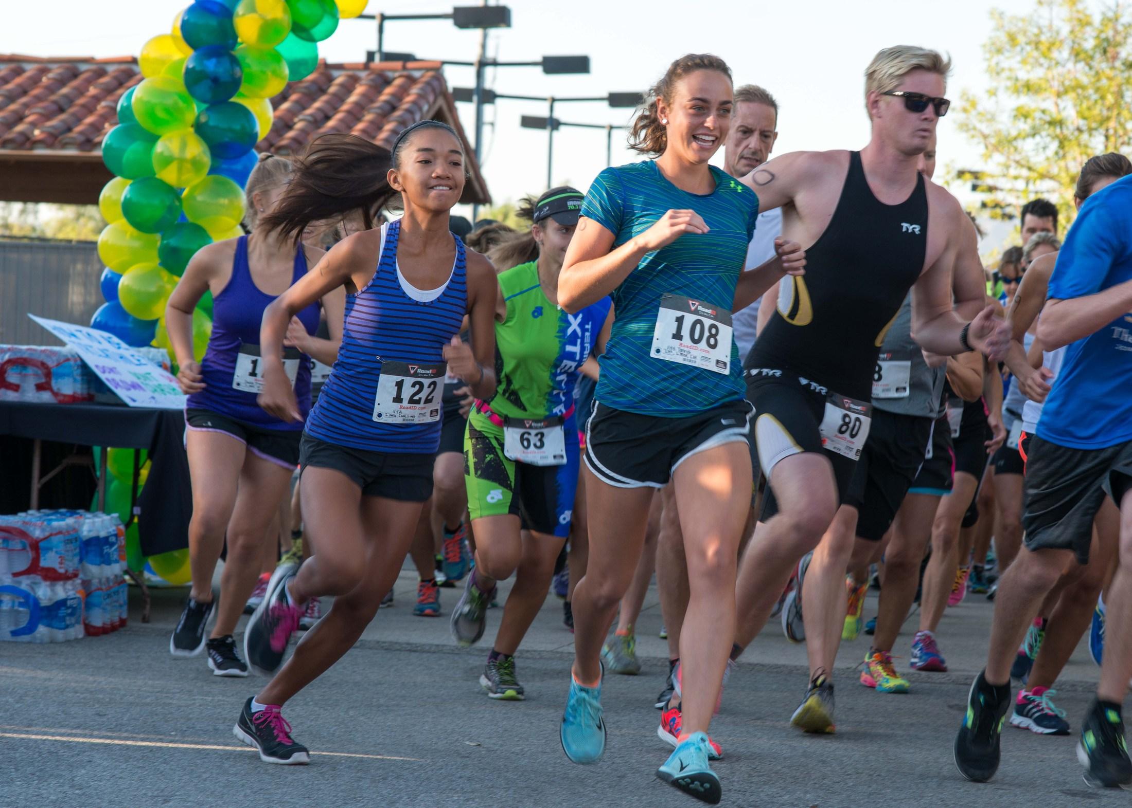 Tri runners
