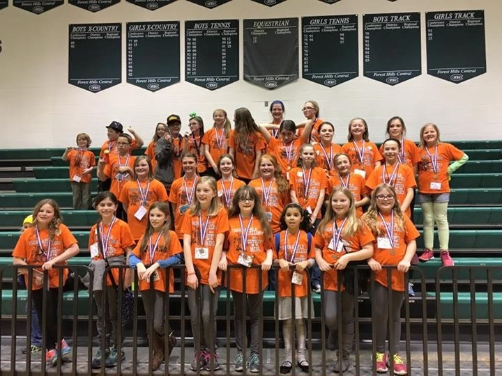 TK Odyssey of the Mind teams advance to the state competition.
