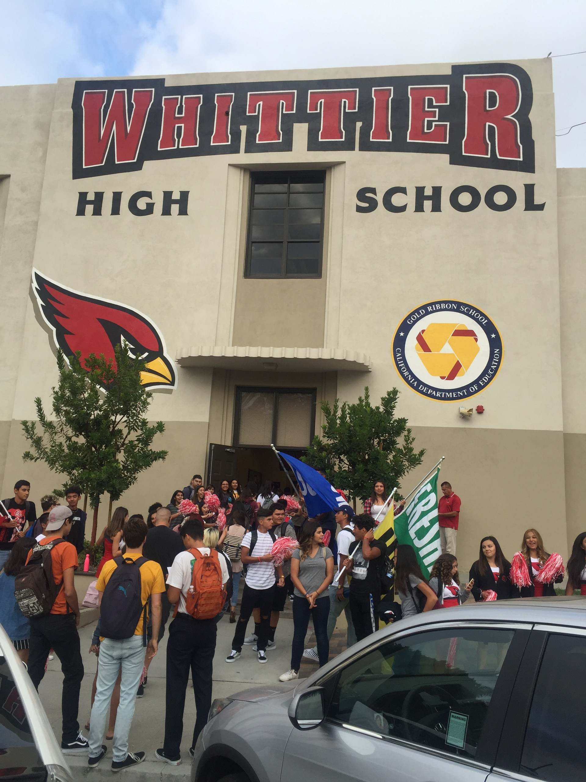 WHS Opening Day