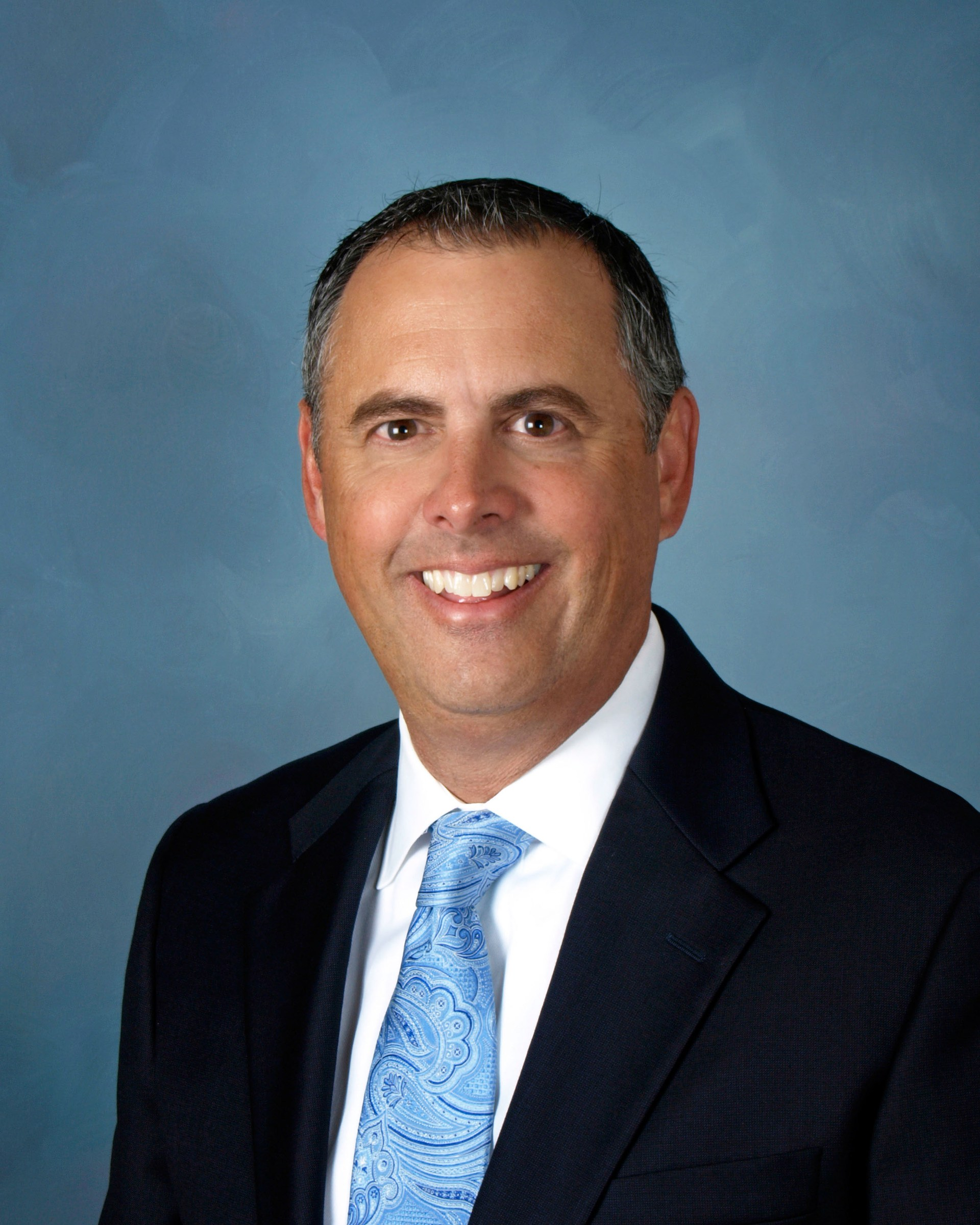 A picture of Dr. Greg Plutko, Placentia-Yorba Linda Unified School District Superintendent.
