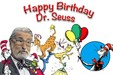 Happy Birthday Dr.Seuss