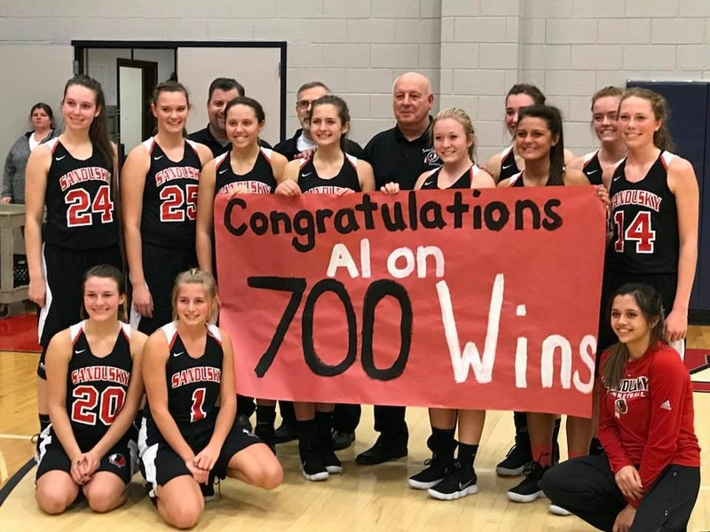 Congrats Al DeMott on your 700th Win! Featured Photo